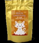 Подарок Білий гарячий шоколад Candy's 'White chocolate. Не тіряй сваю карону :D' + маршмеллоу