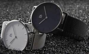 фото Кварцевые часы I8 Quartz Watch White (00809) #9