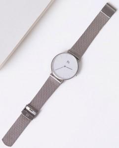 фото Кварцевые часы I8 Quartz Watch White (00809) #2