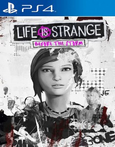 игра Life is Strange: Before the Storm PS4