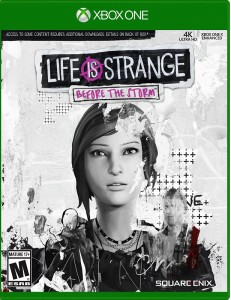 игра Life is Strange: Before the Storm Xbox One