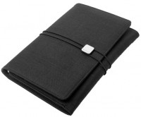Подарок Органайзер KACO ALIO Premium Business Folder Black (01096)