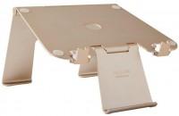 Подарок Подставка для ноутбука DiiZiGN FA-005 N Gold (00623)
