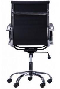 фото Кресло Slim LB (XH-632B) черный (512062) #3