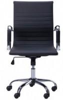 Кресло Slim LB (XH-632B) черный (512062)