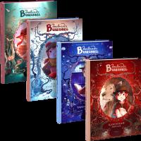 Книга Дневники Вишенки (суперкомплект из 4 книг)