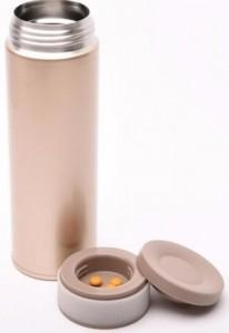 фото Термос KACO LUMI Super Light Stainless Steel Vacuum Mug, 480 мл Gold (01110) #2