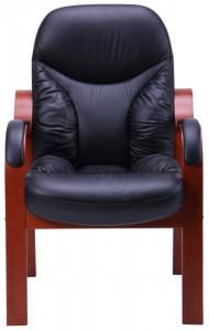Кресло  Буффало CF орех Кожа Люкс двухсторонняя Коричневая (126172)