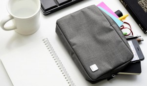 фото Сумка KACO ALIO Premium Business Trip Bag Grey (01099) #5