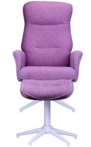 Кресло-реклайнер Belize тк.пурпурный (515417)