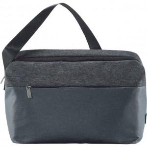 Сумка RunMi 90GOFUN Urban Simple Mail Bag Dark Grey (31257)