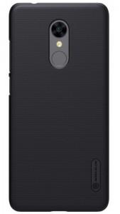 Чехол бампер Nillkin Xiaomi RedMi 5 Super Frosted Shield Black (00953)
