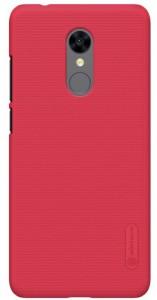 Чехол бампер Nillkin Xiaomi RedMi 5 Super Frosted Shield Red (00955)