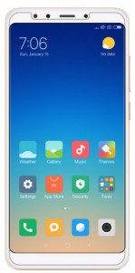 Защитная пленка Nillkin Xiaomi RedMi 5 Super Clear Anti-fingerprint Protective Film (00952)