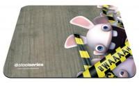 Игровая поверхность SteelSeries QcK Mini Lapins Cretins TMBWAAAAH (67278) (66136)