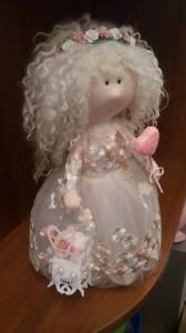 Кукла ручной работы 'Констанция' , 30 см