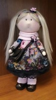 Кукла ручной работы 'Нинель' , 30 см
