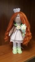 Кукла ручной работы 'Стелла ' , 30 см