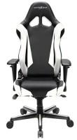 кресло Геймерское кресло DXRacer Racing OH/RV001/NW Black/White