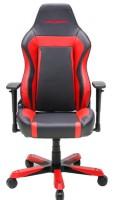 кресло Геймерское кресло DXRacer Work OH/WZ06/NR Black/Red