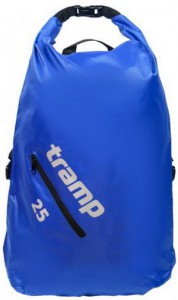 Герморюкзак Tramp Diamond Rip-Stop 25 л Синий (TRA-256-blue)