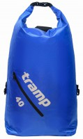 Герморюкзак Tramp Diamond Rip-Stop 40 л Синий (TRA-257-blue)