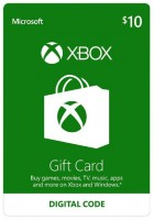 Xbox Live - карта оплаты 10$ (USA)