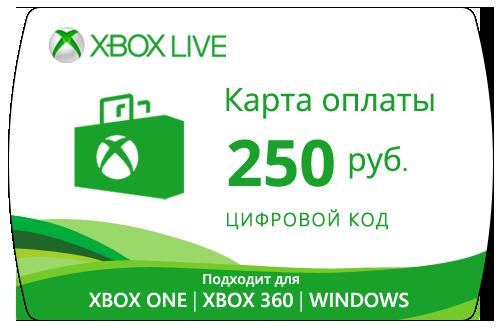 Karta Xbox Live.Xbox Live Karta Oplaty 250 Rublej Rus Kupit V Internet