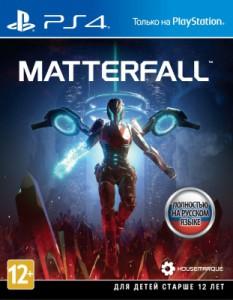 игра Matterfall  PS4 - Русская Версия