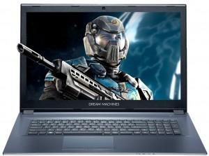 Ноутбук Dream Machines Clevo G1050-1722 (G1050-17UA22)