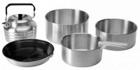 Набор посуды Vango Aluminum Cook Set (925249)