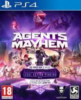 игра Agents of Mayhem PS4