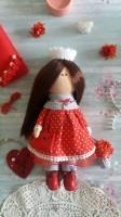 Кукла ручной работы 'Мирослава', 30 см