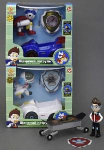 фото Яйцо-сюрприз с игрушками 'Щенячий патруль' #5