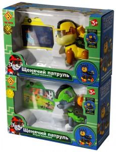 фото Яйцо-сюрприз с игрушками 'Щенячий патруль' #4