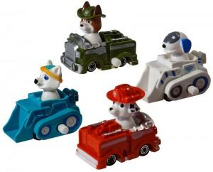 фото Яйцо-сюрприз с игрушками 'Щенячий патруль' #3