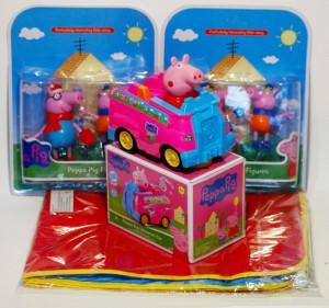 фото Яйцо-сюрприз с игрушками 'Свинка Пеппа' (для девочки) #5