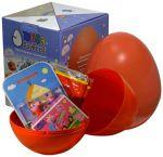 Подарок Яйцо-сюрприз с игрушками 'Свинка Пеппа' (для девочки)