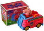 фото Яйцо-сюрприз с игрушками 'Свинка Пеппа' (для девочки) #4