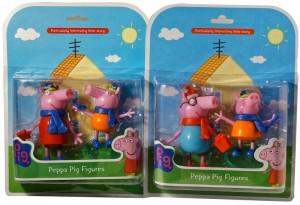 фото Яйцо-сюрприз с игрушками 'Свинка Пеппа' (для мальчика) #7