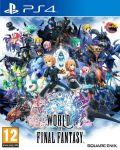 игра World of Final Fantasy PS4