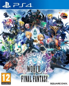 игра World of Final Fantasy PS4