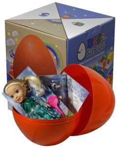 фото Яйцо-сюрприз с игрушками 'Холодное сердце' #2