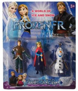 фото Яйцо-сюрприз с игрушками 'Холодное сердце' #6