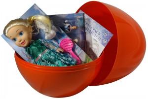фото Яйцо-сюрприз с игрушками 'Холодное сердце' #3