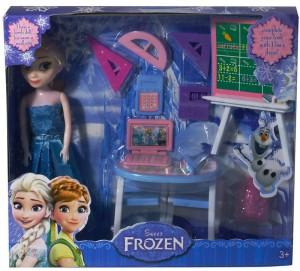 фото Яйцо-сюрприз с игрушками 'Холодное сердце' #4
