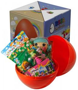 фото Яйцо-сюрприз с игрушками 'Лалалупси' #2