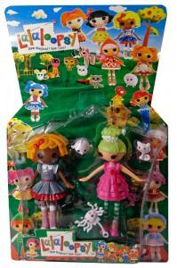 фото Яйцо-сюрприз с игрушками 'Лалалупси' #6