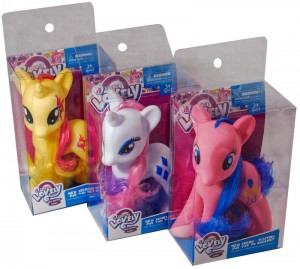 фото Яйцо-сюрприз с игрушками 'Пони' #3