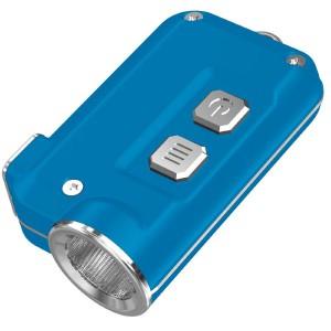 Фонарь Nitecore TINI (Cree XP-G2 S3 LED, 380 люмен, 4 режима, USB), синий (6-1285-blue)